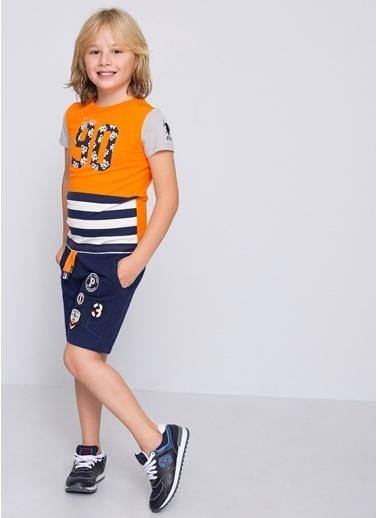 U.S.Polo Assn. Tişört Oranj